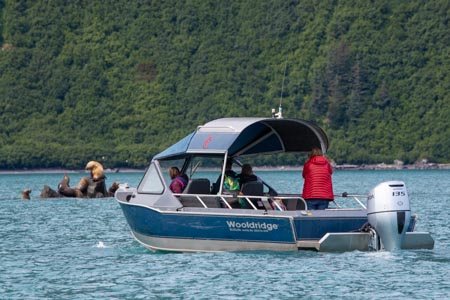 Boat rentals Valdez and Prince William Sound