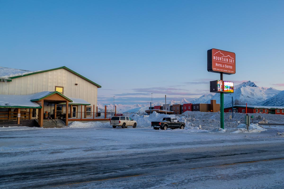 Hotels & Motels in Valdez, Alaska