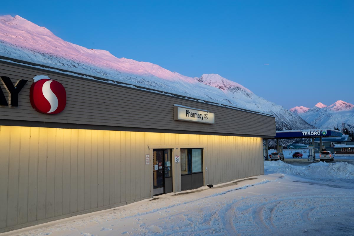 Pharmacy in Valdez, Alaska