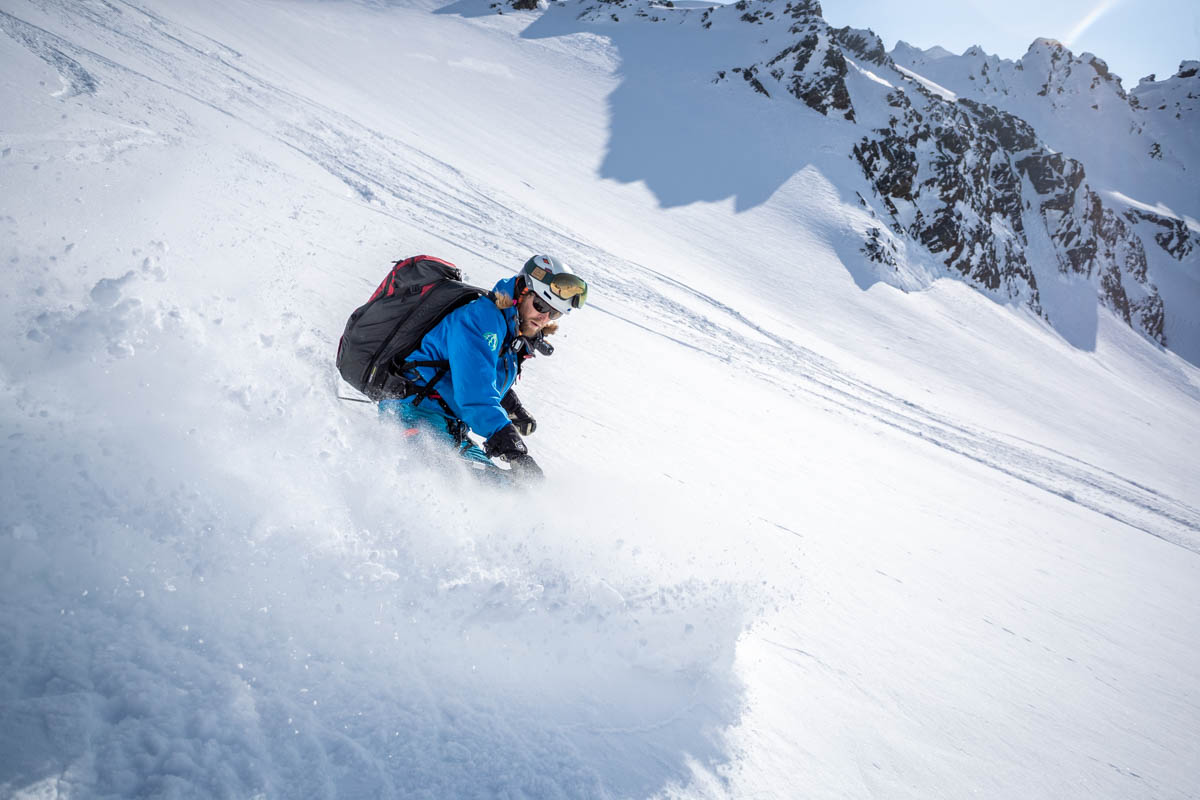 Cat Skiing in Valdez, Alaska