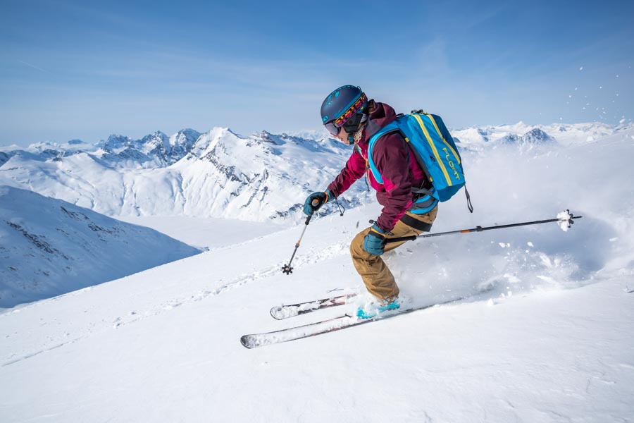 Backcountry Skiing & Boarding in Valdez, Alaska